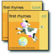 First Rhymes CD+Book