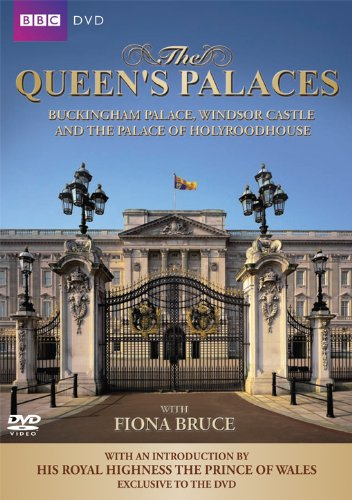 DVD The Queen's Palaces