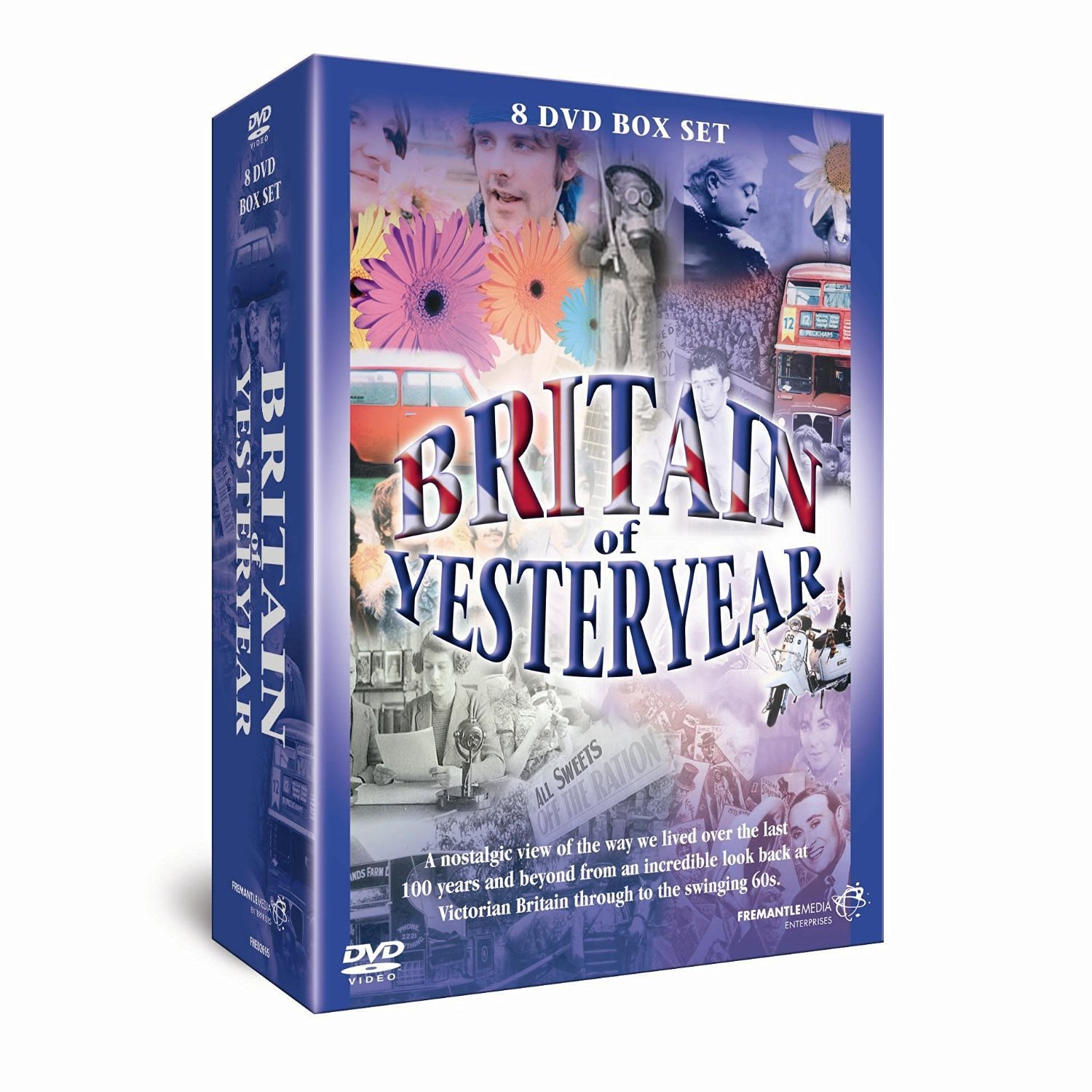 DVD Britain Of Yesteryear (Box Set)