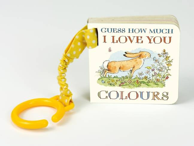 Guess How Much I Love You: Colours: Buggy Book