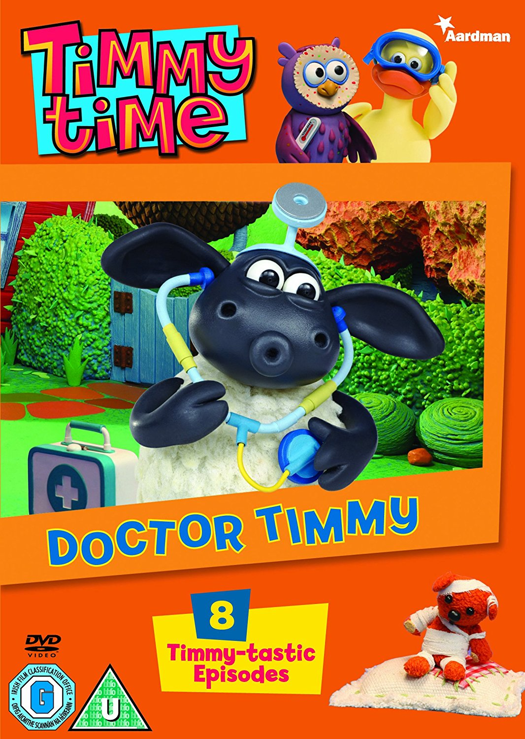 DVD Timmy Time: Doctor Timmy