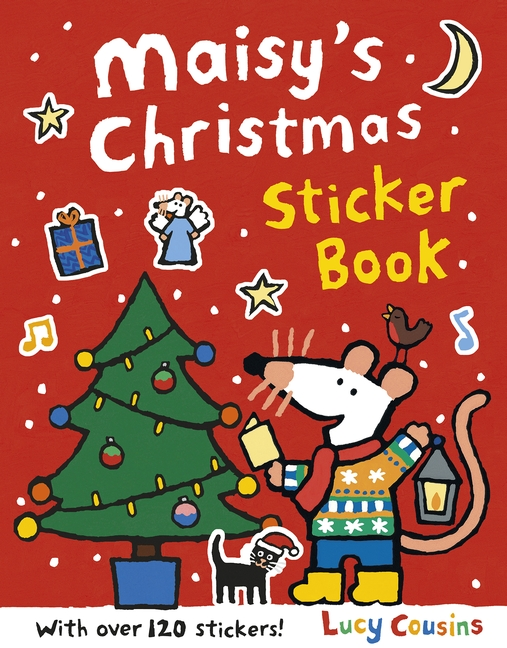 Maisy's Christmas Sticker Book