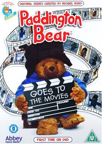 DVD Paddington Goes to Movies v angličtině
