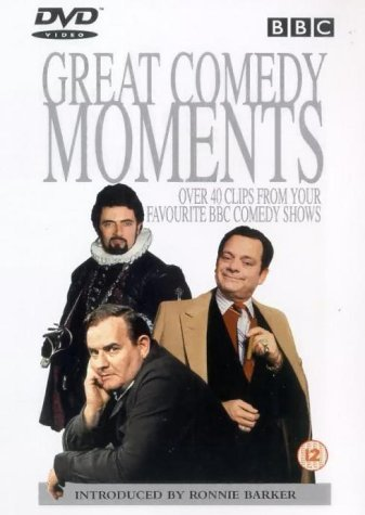 DVD BBC Great Comedy Moments