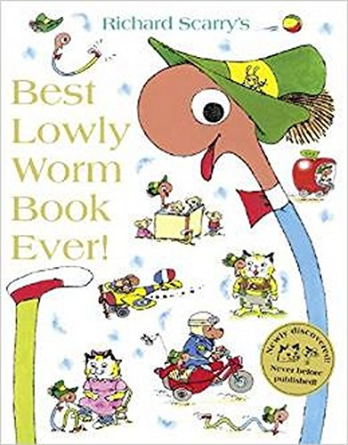 Best Lowly Worm Book Ever by Richard Scarry's