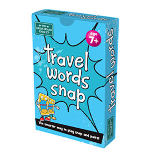 Travel Words Snap