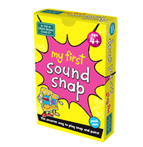 My First Sound Snap Pack 1 anglická písmena A-M