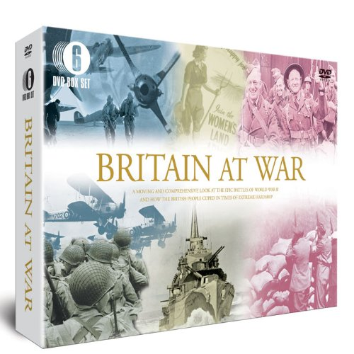 Britain at War (6 DVD Gift Set)