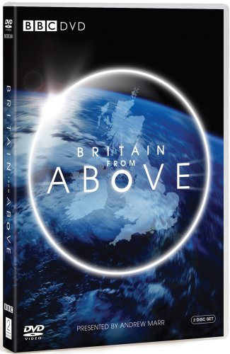 2x DVD Britain From Above