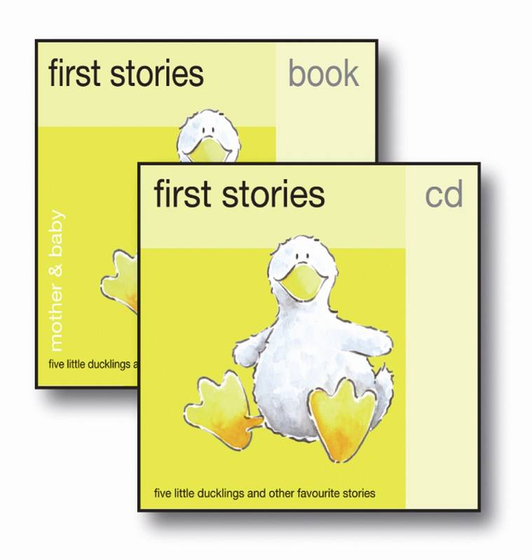 First Stories CD+Book
