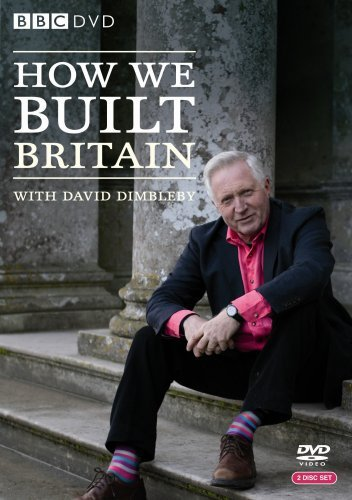 2x DVD How We Built Britain (BBC)
