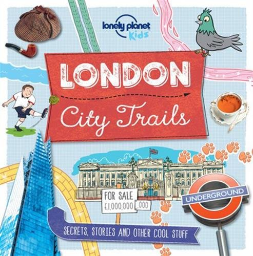 London - City Trails od vydavatelství Lonely Planet