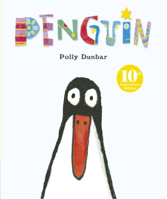 Penguin by Polly Dunbar (paperback)