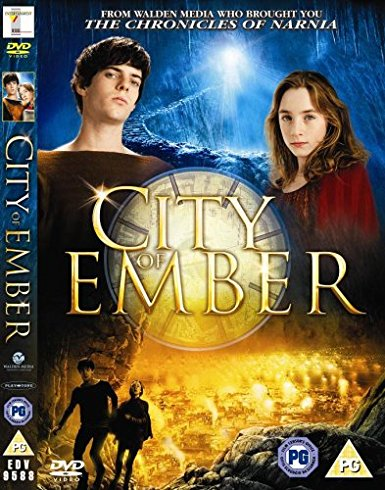 DVD City Of Ember
