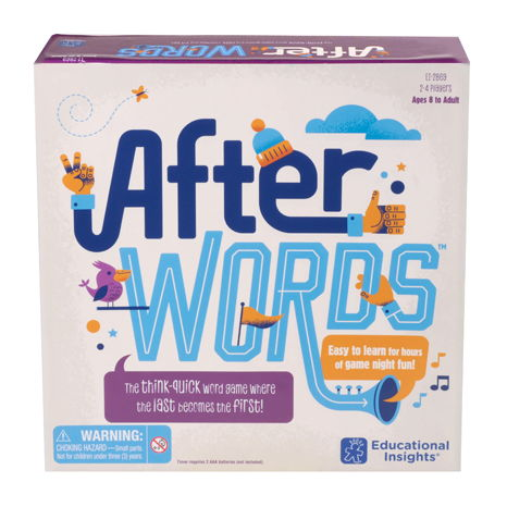 AfterWORDS™