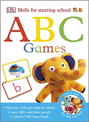 ABC Games (Skills for Starting School)