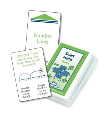 Smart Maths Chute Cards