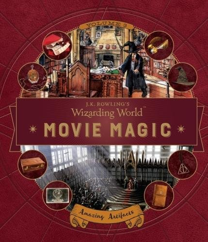 J. K. Rowling's Wizarding World: Movie Magic:  Amazing Artifacts
