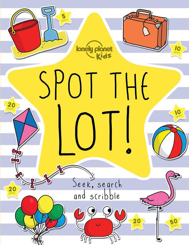 Spot The Lot (Lonely Planet Kids)