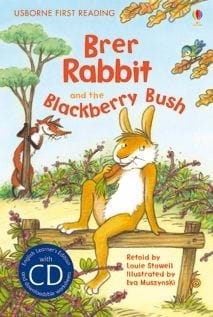 Brer Rabbit and the Blackberry Bush + CD