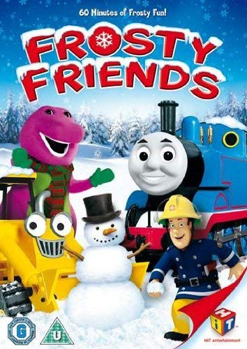 DVD Frosty Friends