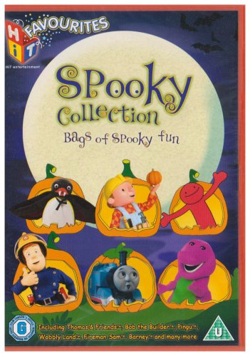 DVD Spooky Collection