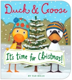 Duck & Goose It's time for Christmas