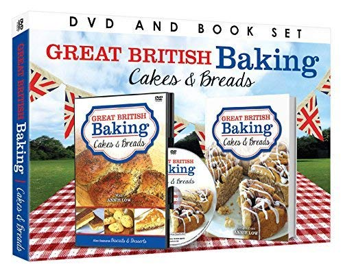 Great British Baking (DVD & Book Set)
