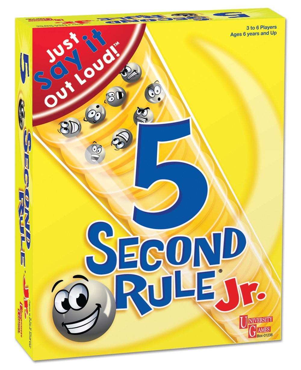 5 Second Rule Junior Game