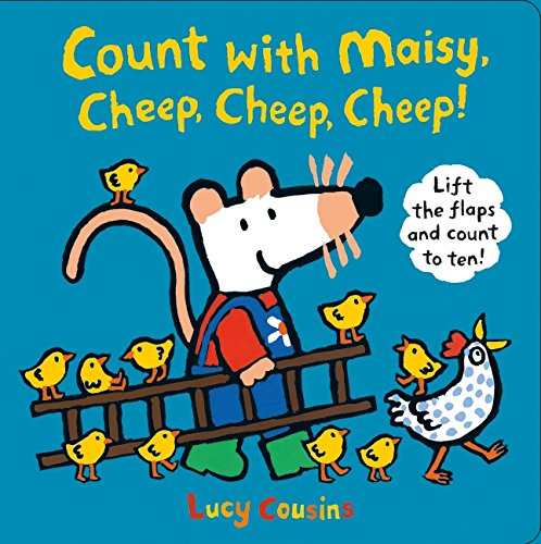 Count with Maisy, Cheep, Cheep, Cheep! interaktivní