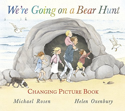 We're Going on a Bear Hunt: Changing Picture