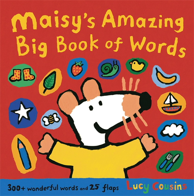 Maisy´s Amazing Big Book of Words