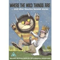 DVD Where the Wild Things Are