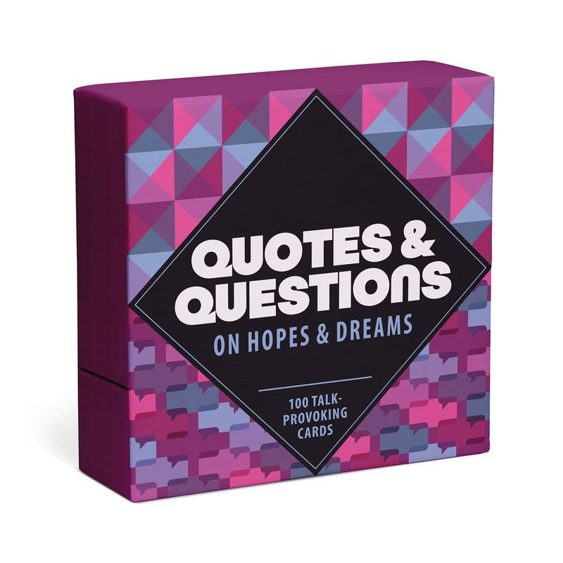 Quotes and Questions on Hopes and Dreams