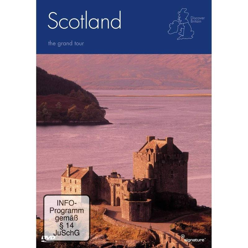 DVD Scotland - The Tour film o Skotsku v angličtině