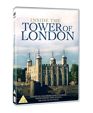 DVD Inside The Tower of London v angličtině