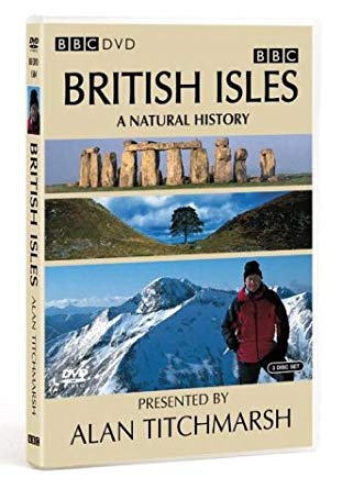 DVD British Isles: A Natural History
