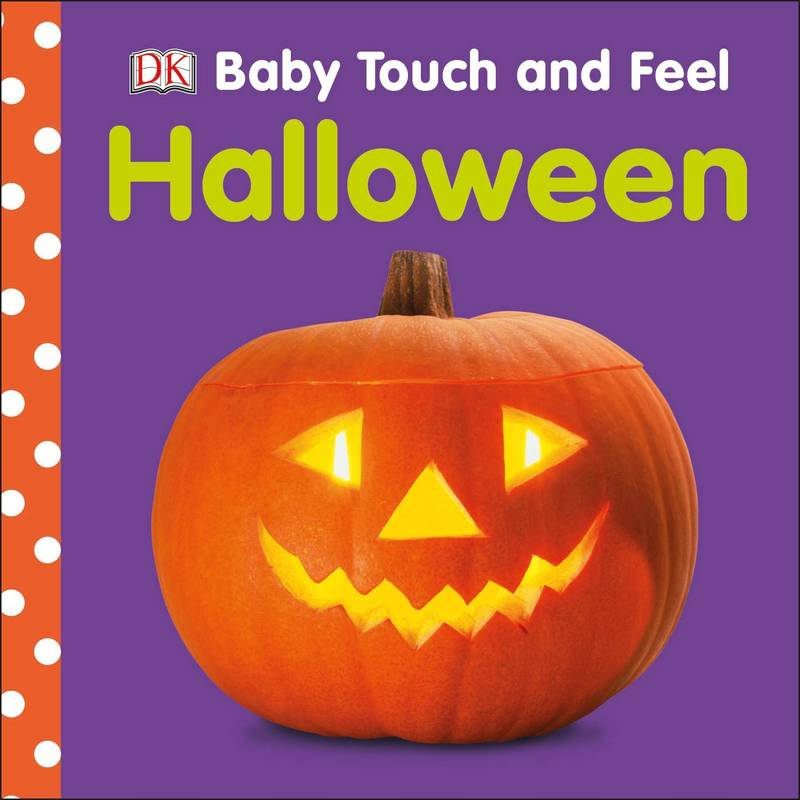 Baby Touch and Feel Halloween angličtina dětem