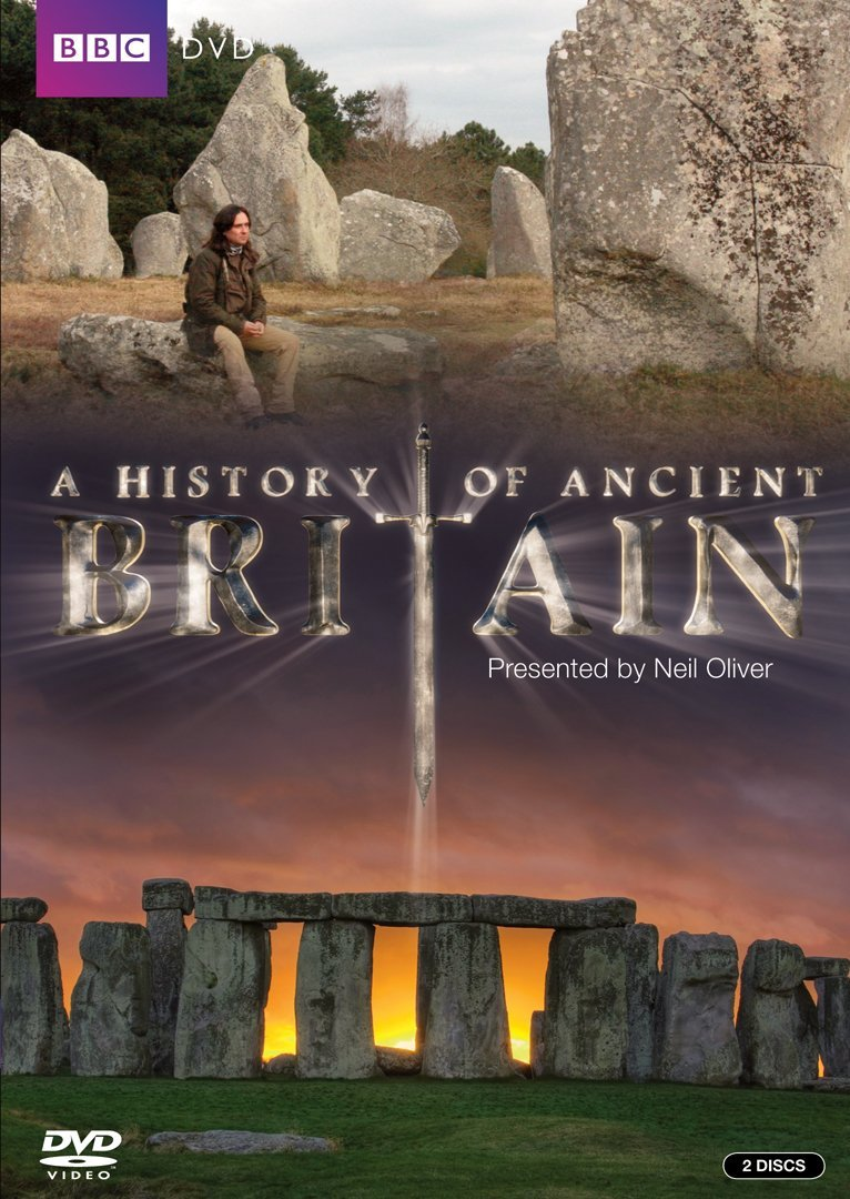 DVD A History of Ancient Britain