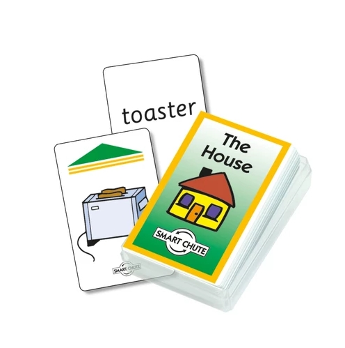 The House Smart Chute Cards