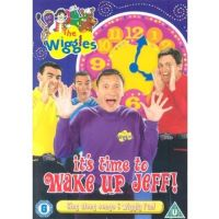 DVD The Wiggles WAKE UP JEFF!