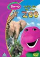 DVD Barney: Let´s Go To The ZOO