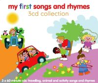 My First Songs and Rhymes CD Box Set