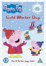DVD Peppa Pig: Cold Winter Day Peppa anglicky
