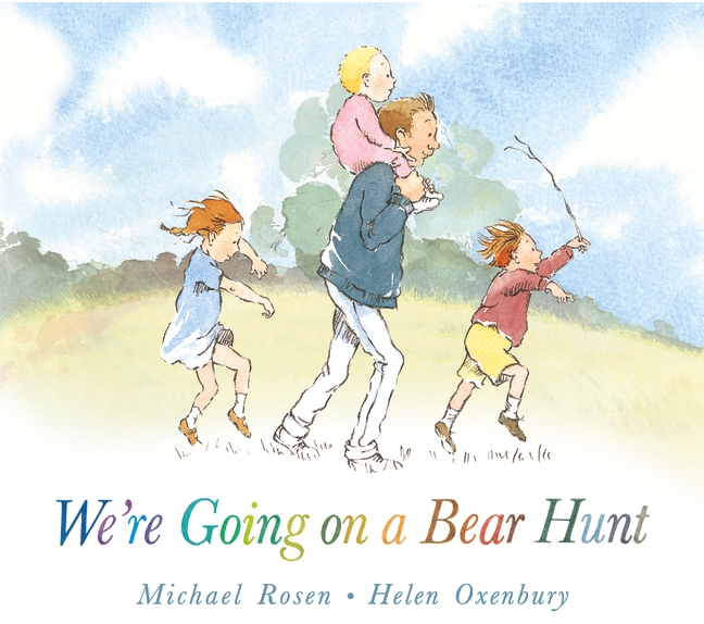 We´re Going on a Bear Hunt