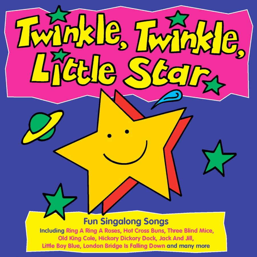CD Twinkle, Twinkle Little Star