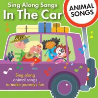 CD Animal Songs (In The Car)