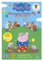 DVD Peppa Pig - Champion Daddy Pig