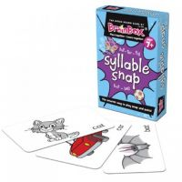 Syllable Snap Card Game