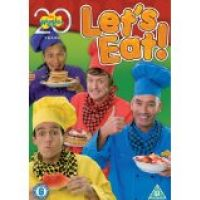 DVD The Wiggles - Let´s Eat